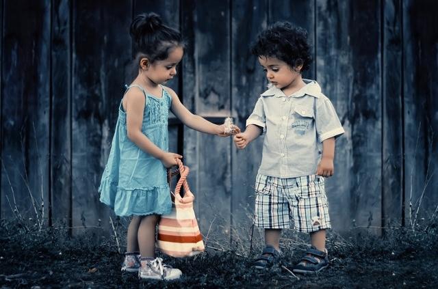 children with emotional trauma